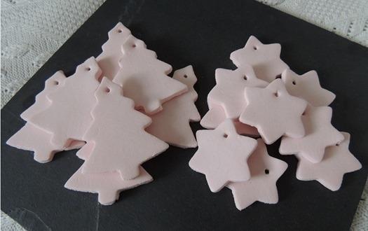 sapins et étoiles