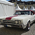 OLDSMOBILE Cutlass 2door convertible 1966 Ludwigsburg (1)