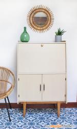 SECRETAIRE-VINTAGE-3-meuble-peint-Liberon-muluBrok