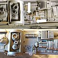 Deagostini MF 354 Voilà, une fois les 2 pièces en place, c'est nickel!