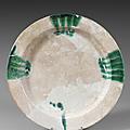 Important plat. époque abbasside, irak, ixe siècle