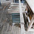 Une cuisine en chêne pour le gîte (suite)