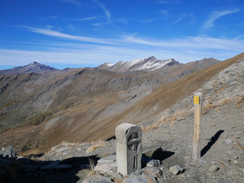 Col de Malaure, 2536m