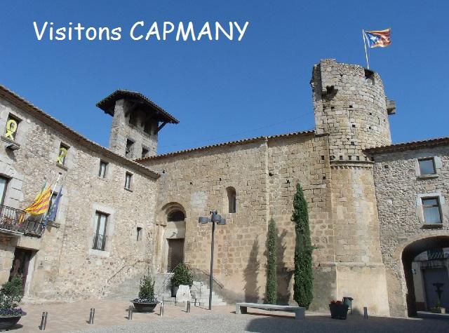 Visitons Capmany pavé