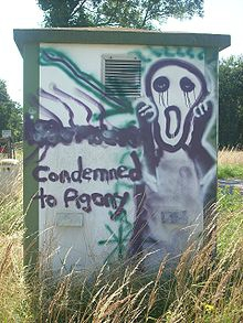 220px-Graffito_Condemned_to_Agony