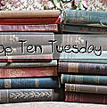 Top ten tuesday # 93