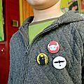 Lubin est fan de dragons #3 - les badges