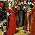 Jeanne d'Arc au bûcher de Martial d'Auvergne