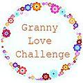 Granny love challenge # 10 : le sac qui est resté un sac