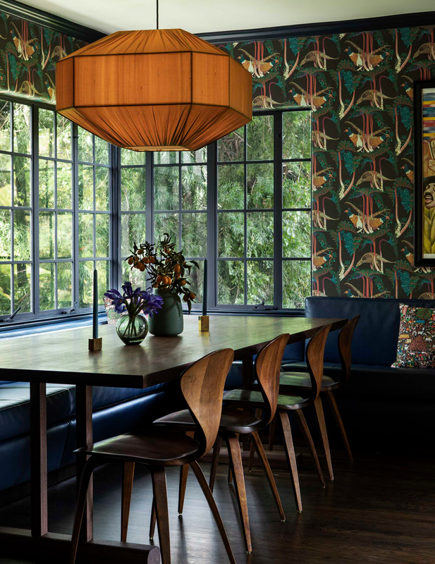 Frankie+Shaw's+Los+Angeles+Home+is+Bursting+With+Color+-+e't(e'The+Nordroom