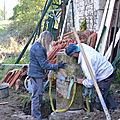 FORMATION MÉTIERS DU PATRIMOINE , formation Maçonnerie, tailleur de pierre, MAÇON décorateur ,restaurateur en projets esthétisant