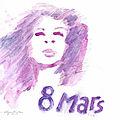 8 mars journée internationale de luttes pour le droit des femmes
