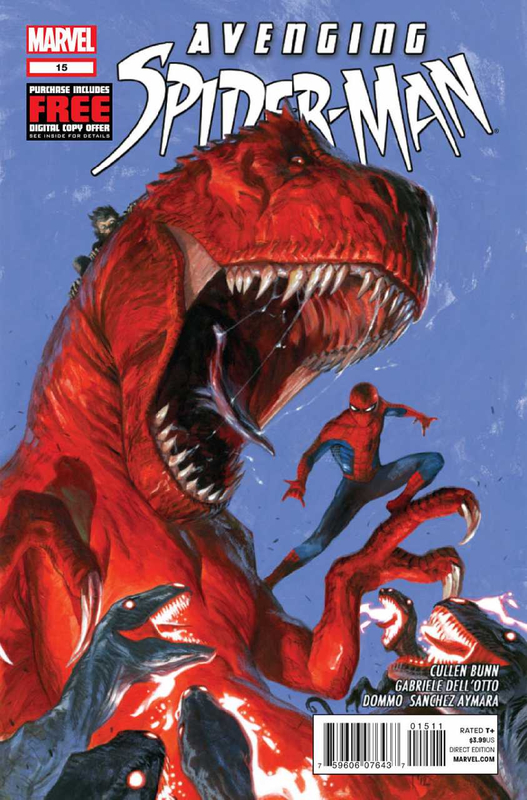 avenging spiderman 15