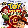 Toy story : un jeu pc du film est disponible