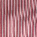 tissus à troquer : rayure bordeaux style chemise