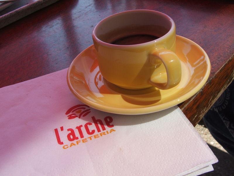 Café Autoroute Chatellereault 1