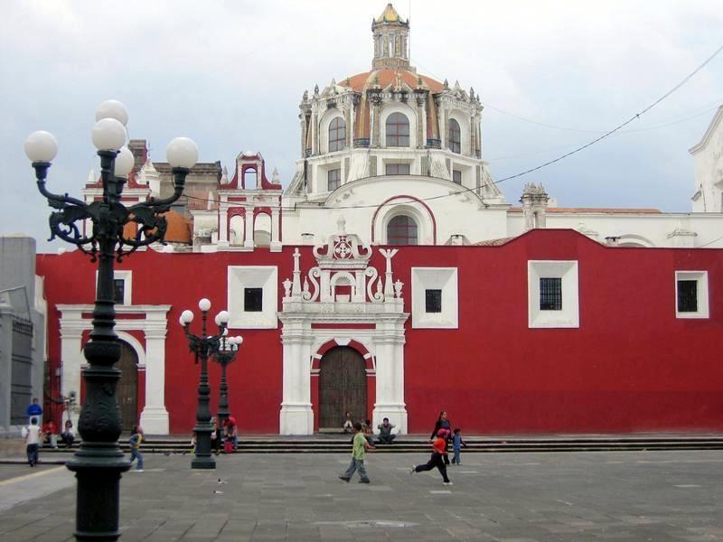 Cathédrale de Puebla