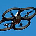 Un drone parrot à remporter grâce à des jeux en ligne