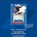 Invitation - exposition baudin