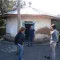 église originale de Ménélik sur le mont Entoto