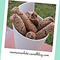 Fingers cookies