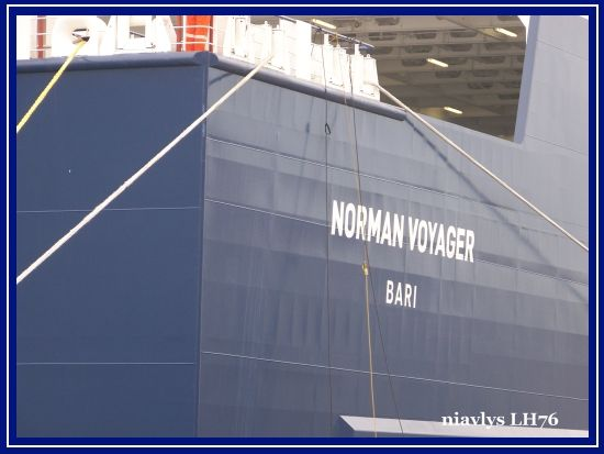 Norman Voyager 5