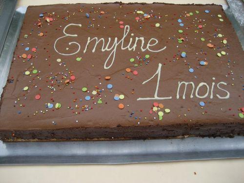 Gâteau d'anniversaire C. FELDER