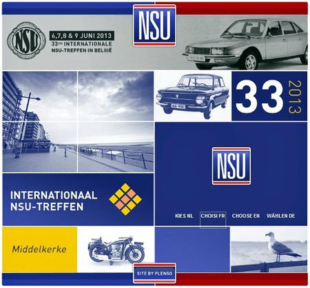 33e International NSU Treffen
