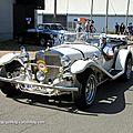 Excalibur phaeton SS série 1 de 1969 (RegioMotoClassica 2011) 01