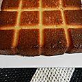 Gâteau fondant citron § noisette