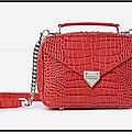 the kooples sac barbara 1 rouge