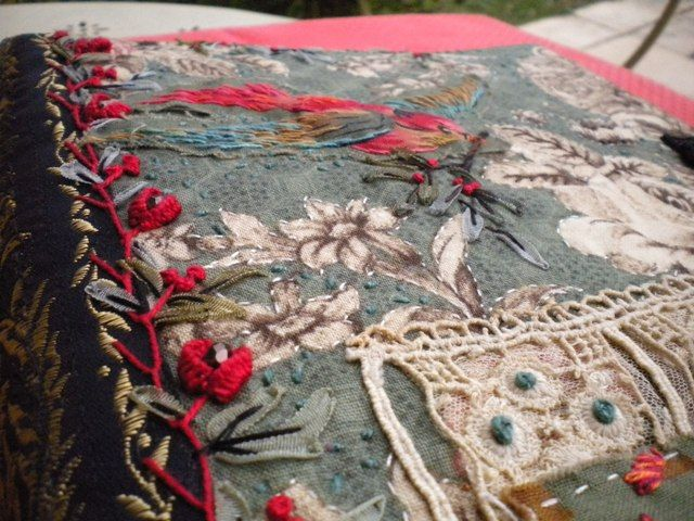 Carnet textile 010