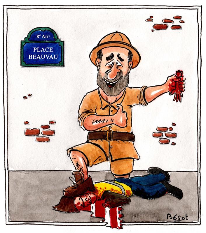 Besot - violences policieres