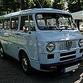 Alfa romeo f12 minibus 1967-1983
