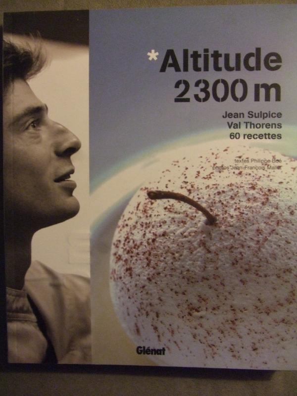 Altitude 2300m