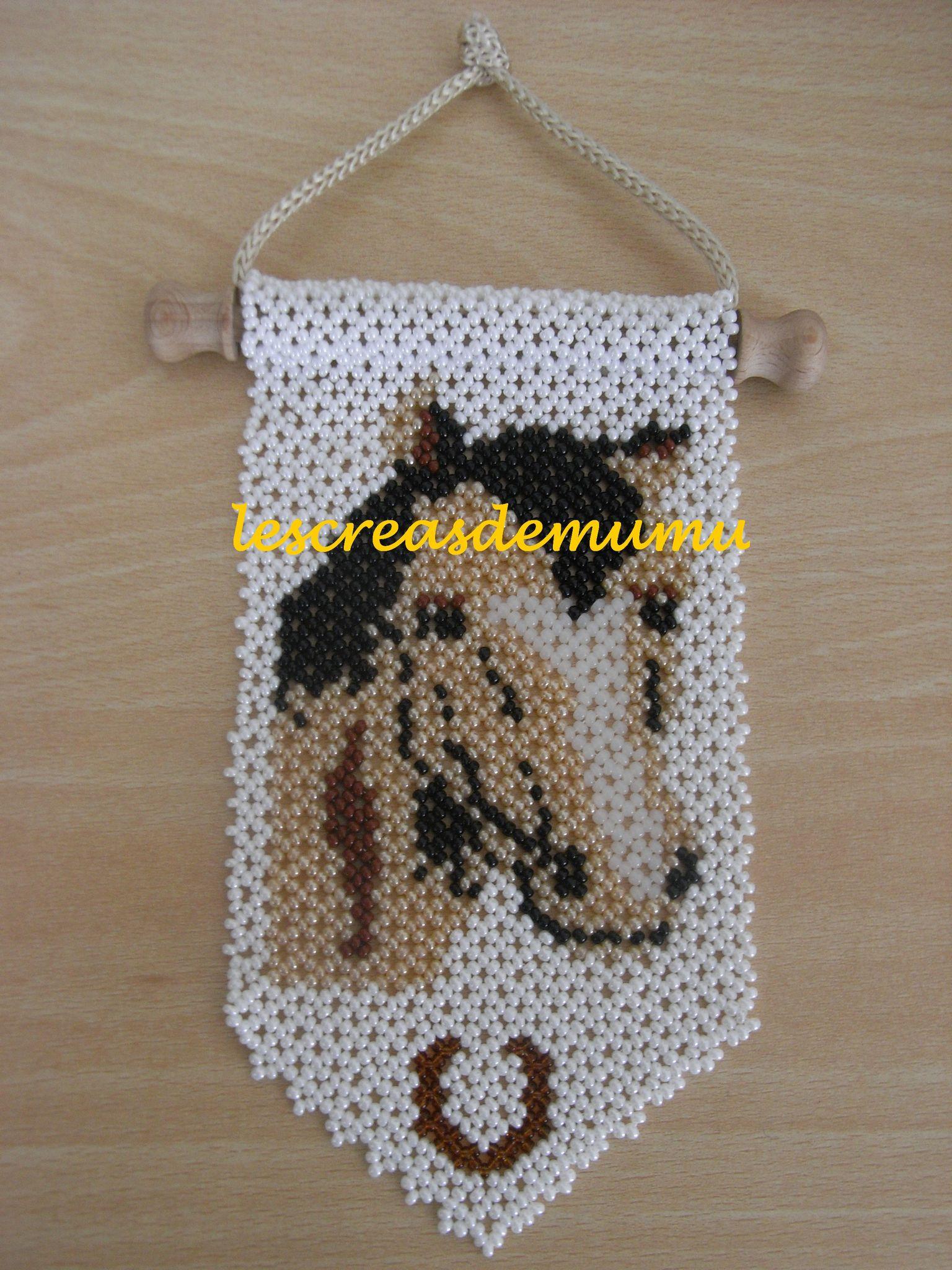 tapisserie cheval 983013