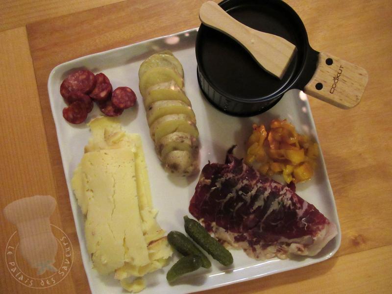 Raclette espagnole