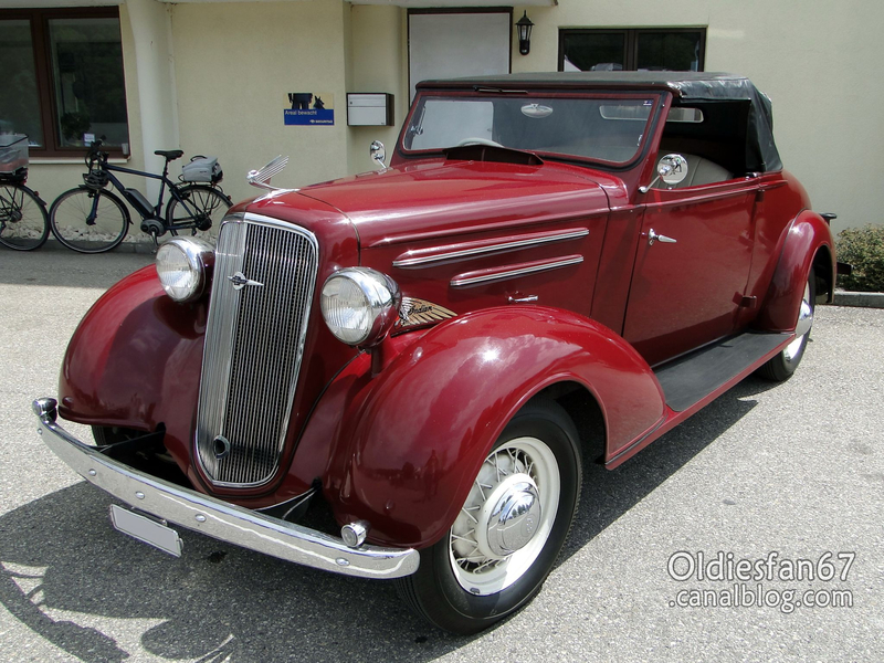 Chevrolet Master Sports roadster (Holden body, Australia)-1935-01