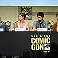 The maze runner : the scorch trials - panel et interviews au comic con 2015