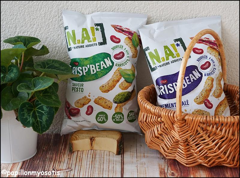 Crisp'Bean Nature Addicts