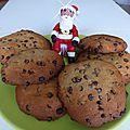 Cookies gourmand