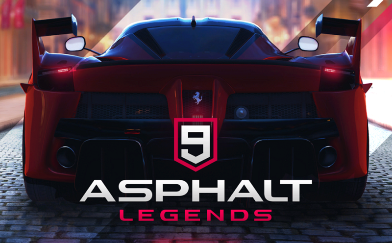 Asphalt 9 : Legends - Gameloft
