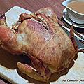Le poulet rôti aux épices et sa sauce barbq, sans gluten et sans lactose