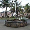 Rond-point à peyrebère (ile maurice)