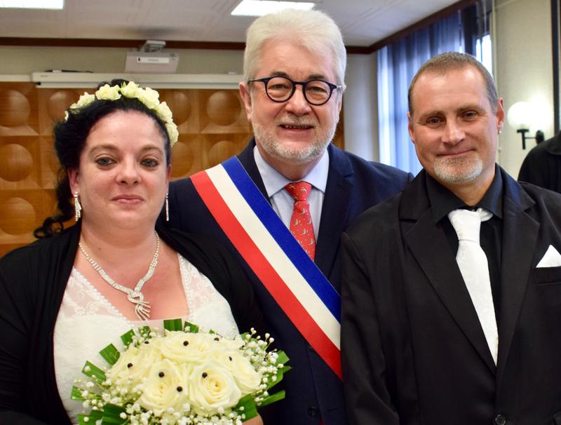 MARIAGE 2019 THIBEUF VIÉVILLE