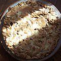 Biscuit croustillant aux noix et aux raisins secs