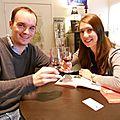 Ian & Sharon, Londres, Angleterre, 13-6-2011