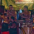 Marche sur le feu 04 - Les musiciens et chanteuses