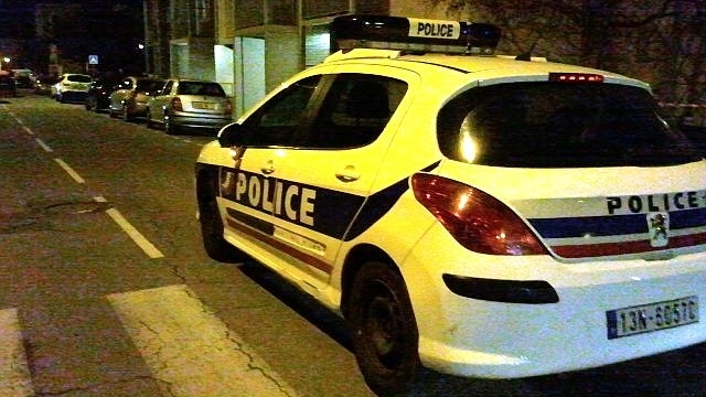 Police Carcassonne