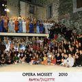 Opéra mosset, roméo/juliette : déjà fini...